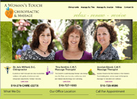 A Woman's Touch Massage & Chiropractic